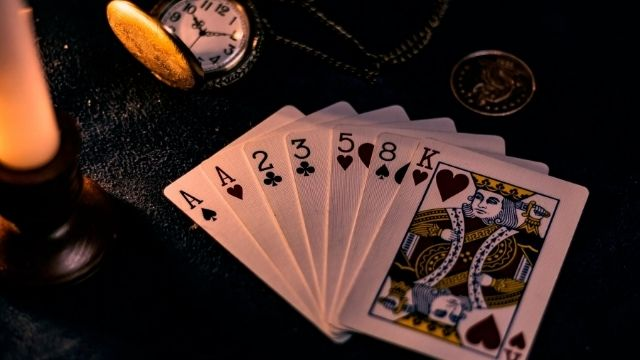online casino's license and documents